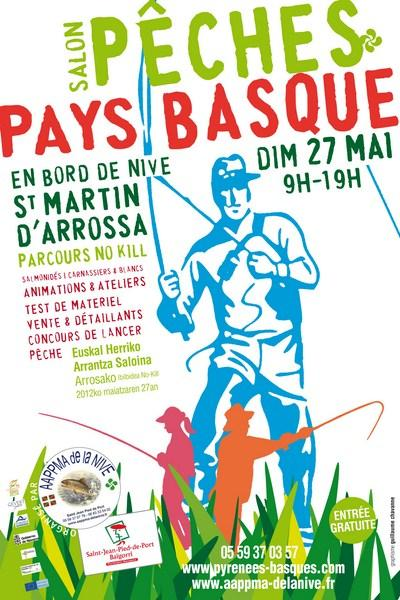 Salon Pêche Pays Basque