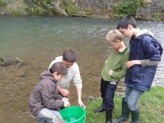 L'école de pêche de Garazi